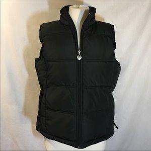 Maurices Black Vest